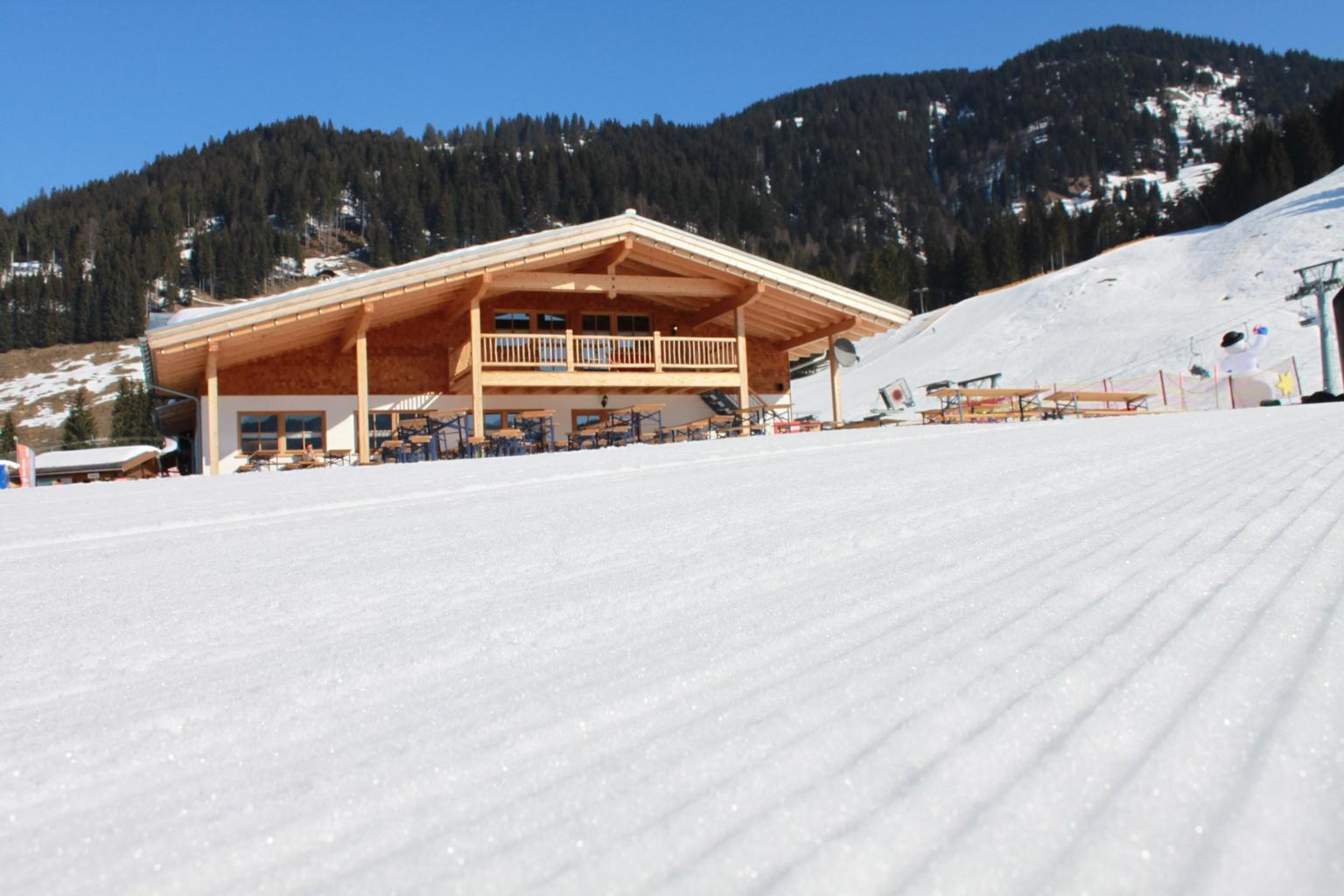 Skigebiet Riedbergerhorn