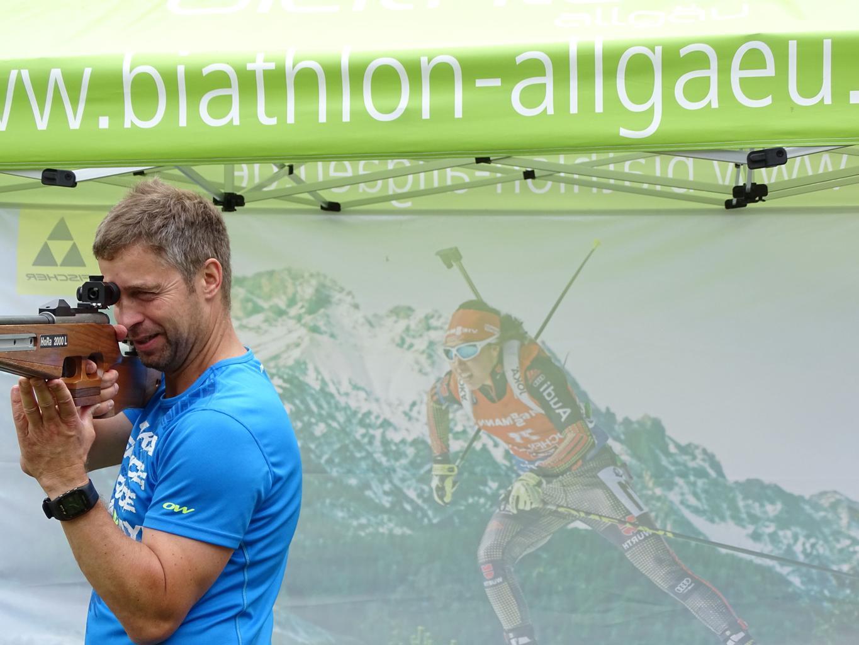 Sommer Biathlon @Nordic Power Langlauf und Schneesportschule Bad Hindelang