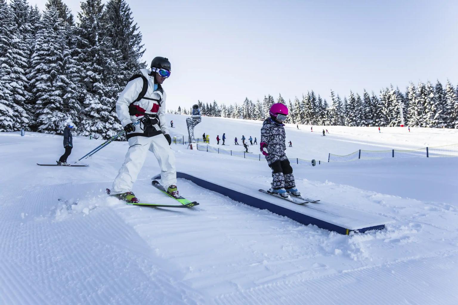 Skilifte Jungholz